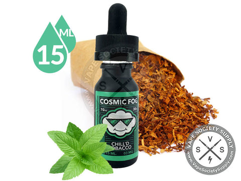 Chill'd Tobacco by Cosmic Fog 15ml