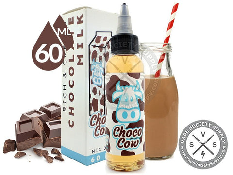 Chocolate Milk Ejuice by Choco Cow 60ml
