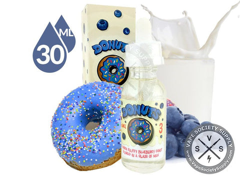 Blueberry Donuts by Donuts E-Juice 30ML