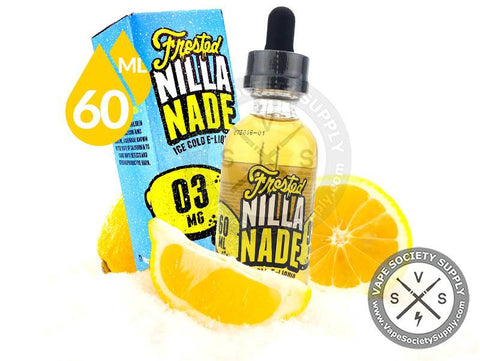 Frosted Nilla Nade by Frosted Vape Co 60ml