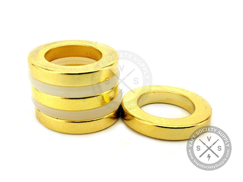 Limitless Gold Plated Magnets