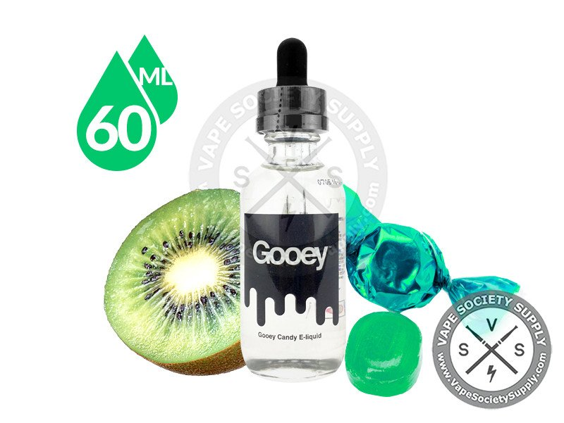 Gooey Kiwi Ejuice by Gooey 60ml