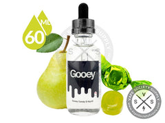 Gooey Pear Ejuice by Gooey 60ml