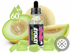 Gummydew Ejuice by Ayokay 60ml