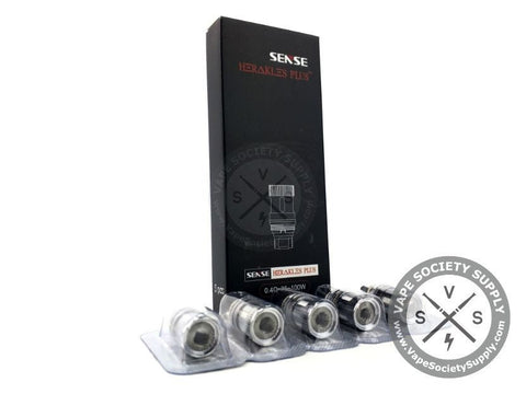 Herakles Plus Replacement Coils by Sense
