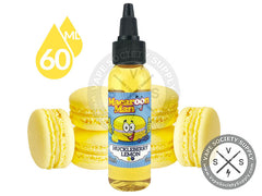 Huckleberry Lemon by Macaroon Man 60ml