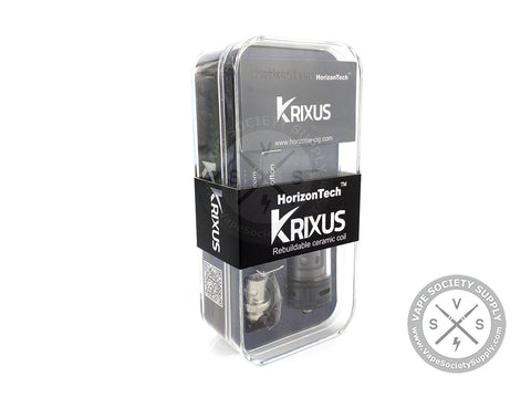 Krixus Rewickable Ceramic Sub Ohm Tank