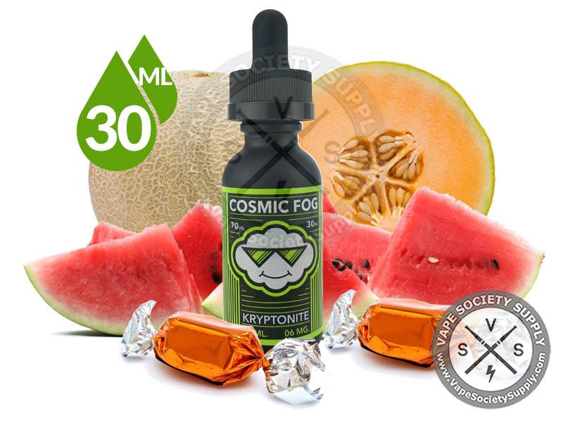 Kryptonite by Cosmic Fog 30ml