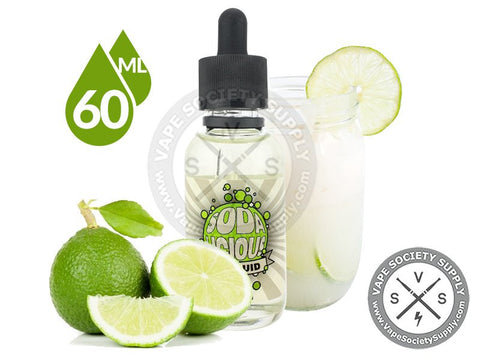 Lime Cream by Soda Licious 60ml