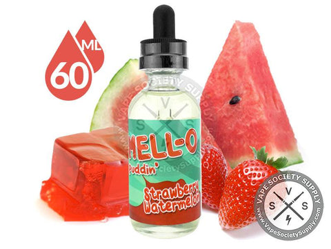 MELL-O Strawberry Watermelon Ejuice 60ml