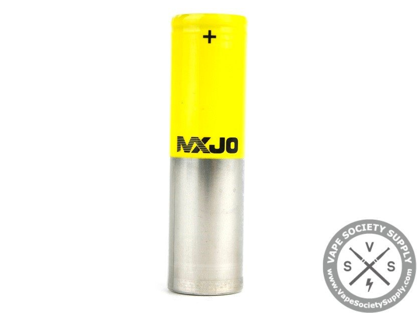 MXJO 18650 3000mAh 35A Flat Top Battery