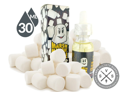 Marshmallow Man! by Donuts E-Juice