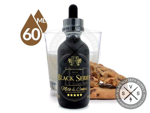 Milk & Cookies Ejuice by Kilo Black Series 60ml