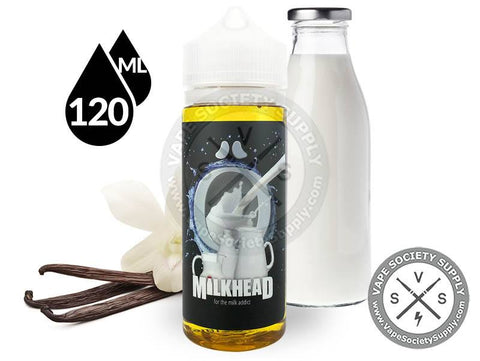 Milkhead Ejuice by GOST Vapor 120ml