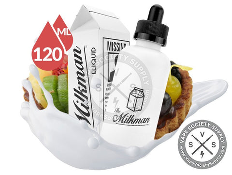 The Milkman by the Vaping Rabbit 120ml