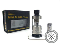 Stainless steel Mini Super Tank by Tobeco
