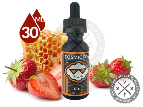 Nutz by Cosmic Fog 30ml