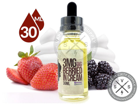 Berried in Cream Ejuice by Offset Vapor 30ml