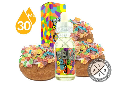 Pebbles Donut by Donuts E-Juice 30ml