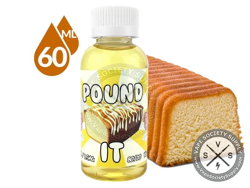 Pound It by Food Fighter 60ml