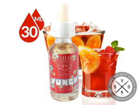 Punch Ejuice by Punch Vape Co 30ml