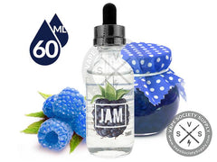 Raspberry Jam by JAM E-Liquid 60ml