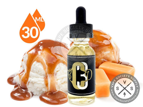 Sea Salt Caramel Ice Cream Ejuice by Charlie's Chalk Dust 30ml