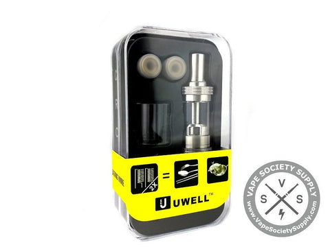 Crown Sub Ohm Tank by Uwell Stainless Steel