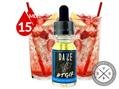 TGIF Ejuice by 7 Daze 15ml