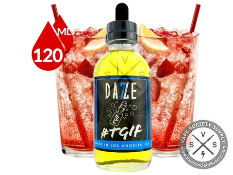 TGIF by 7 Daze 120ml