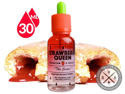 The Jester Ejuice by Strawberry Queen 30ml