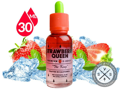 The King Ejuice by Strawberry Queen 30ml