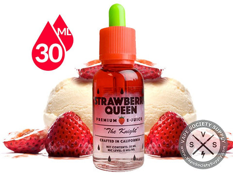 The Knight Ejuice by Strawberry Queen 30ml