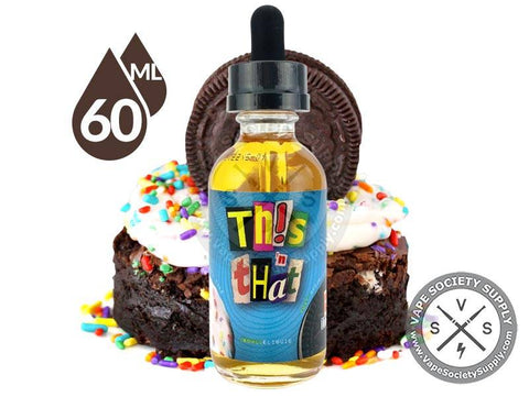 This 'N' That Ejuice by Taffy Man 60ml