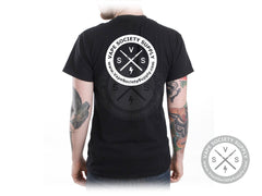 VSS All Things Vape T-Shirt - Black