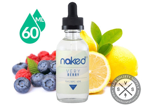 Very Berry by Naked 100 60ml