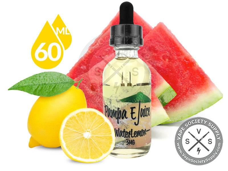 WaterLemon by Pampa E Juice 60ml