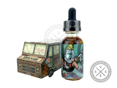 Wonderland by The Weirdos Creamery 30ml