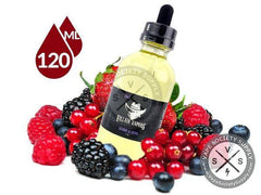 Bonnie and Clyde by Villain Vapors 120ml