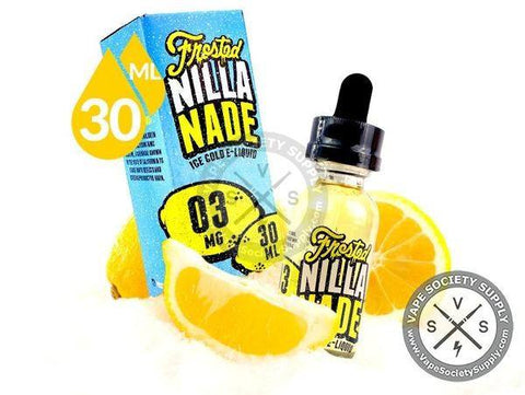Frosted Nilla Nade E-Juice by Frosted Vape Co 30ml