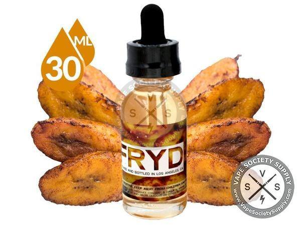 FRYD Banana Ejuice 30ml