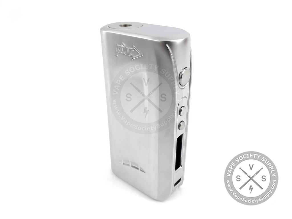 iPV5 200W TC Box Mod Silver by Pioneer4You