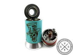 Mad Hatter RDA tiffany blue