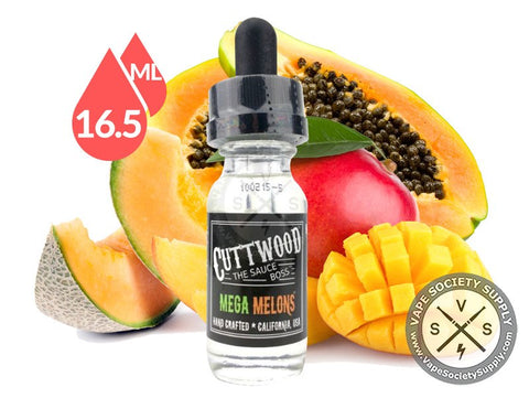 Mega Melons by Cuttwood 16.5 ML