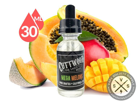 Mega Melons by Cuttwood 30ML