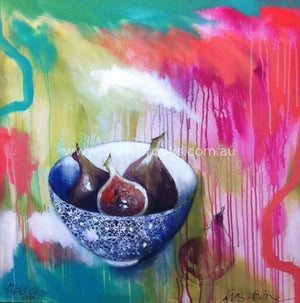 Figs Divine - Art Print Art Prints