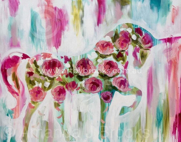 Fleuricorn - Art Print Art Prints