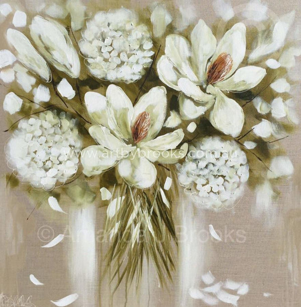 Fragrant Season -Art Print Art