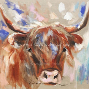 Highland - Art Print Art Prints