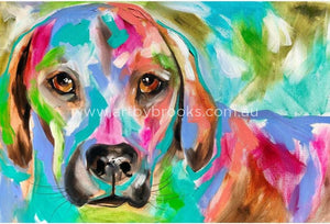 Pet Portrait - Billy 60X90Cm